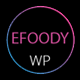 Efoody - Food and Lifestyle WordPress Theme