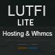 Lutfi Lite - Hosting & Whmcs Template