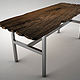 Live Edge - Wooden Table