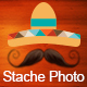 Sticker Photo App with Photo Filters iOS