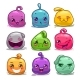 Cartoon Colorful Jelly Characters