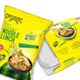 Noodles packaging templates