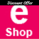 E Online Shop Ecommerce HTML Template