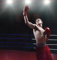 Athletic boxer