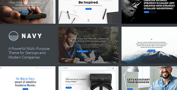 Download Navy - MultiPurpose Multi-Concept Business WordPress Theme nulled download