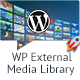 WP External Media Library