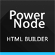 PowerNode - Multi-Purpose Landing Page With Page Builder