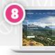 8 Editable Laptop Mockups