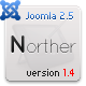 NORTHER – Professional Business Joomla 1.6 Theme