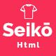 Seiko - Html Mobile First