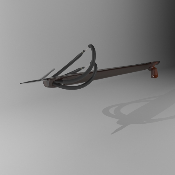 Wooden Spear Gun