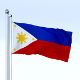 Animated Philippines Flag
