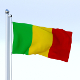 Animated Mali Flag