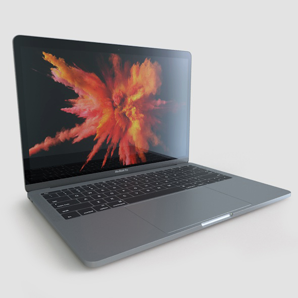 Apple MacBook Pro 13 2016 - 3DOcean Item for Sale