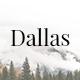 Dallas - Minimal Portfolio & Business Theme