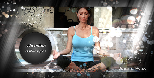 After Effects Project - VideoHive Spa and Relax 1875117