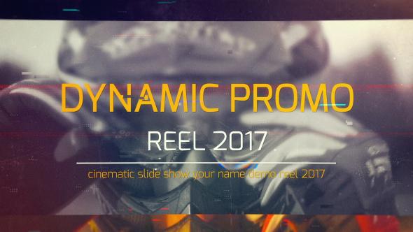 VideoHive Dynamic X Promo 19065704