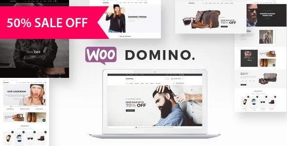 Download Domino - Fashion Responsive WordPress Theme nulled download