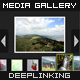 Fullscreen Media Gallery – with Deep Linking / AS3 - ActiveDen Item for Sale