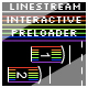 LineStream - Interactive Preloader - ActiveDen Item for Sale