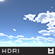 High Resolution Sky HDRi Map 002