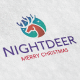 Nightdeer Logo 2