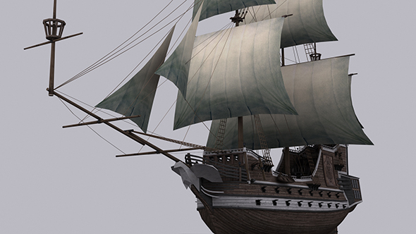 Galeon - 3DOcean Item for Sale