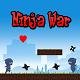 Ninja War - HTML5 Game + Admob (Construct 2 - CAPX)