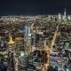 Stunning Night View of Manhattan From the Bird's-eye View