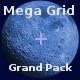 Moon Mega Grid plus Grand Pack