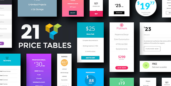 Cost Table Addons for Visual Composer WordPress Plugin (Add-ons)