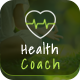 Health Coach - WordPress  for Personal Life Coaching Website