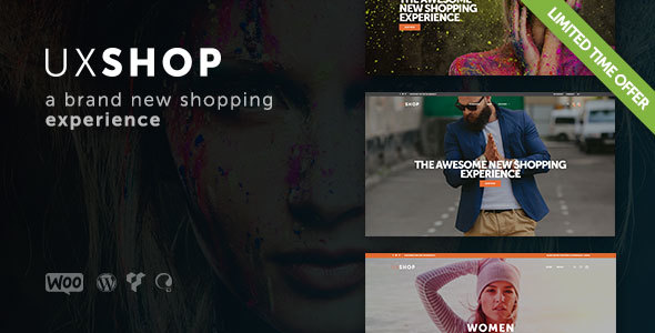 Download UX Shop - Responsive WooCommerce theme nulled download
