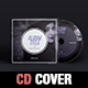 DJ / Musician / Band Abstract CD Cover Template