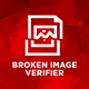 Wordpress Broken Image Verifier