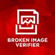 Wordpress Broken Image Verifier
