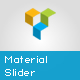 Visual Composer Add-on - Material Slider