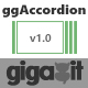 ggAccordion - A Responsive jQuery Plugin