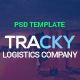 Trakey - Transport & Logistic PSD Template