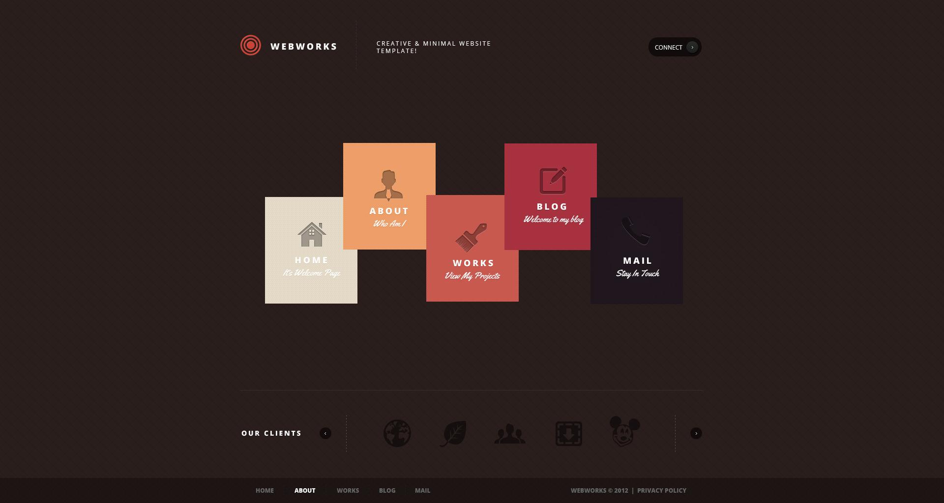 Webworks - Ultimate & Flexible Website Template