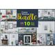 Frame Mockup Bundle Vol 1-Graphicriver中文最全的素材分享平台