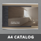 Minimal Catalogue Brochure