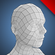 Low Poly Female Base Mesh