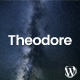 Theodore - WordPress Theme for Freelancers and Creative Agencies