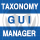 WP Taxonomy GUI Manager