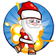 Danger sense: christmas - HTML5 + mobile. Construct2 (.capx) + AdMob