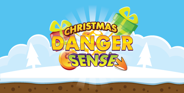Download Danger sense: christmas - HTML5 + mobile. Construct2 (.capx) + AdMob nulled download