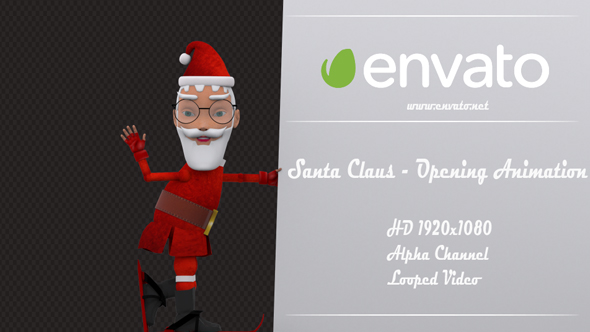 Download Santa Claus - Opening Animation nulled download