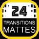 Transitions Mattes