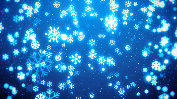 Download Snowflakes Christmas Background nulled download
